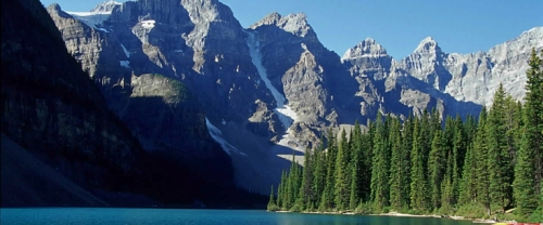 Canadian Rockies by Train Large
