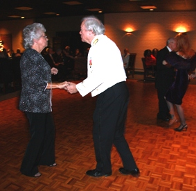 dancing large