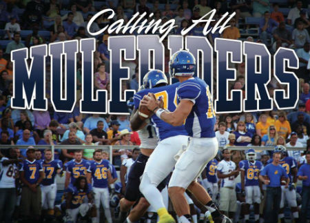 Calling all Muleriders