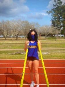 Track & Field Poles