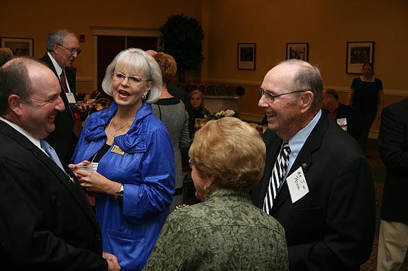 2010 SAU Foundation Honors Dinner