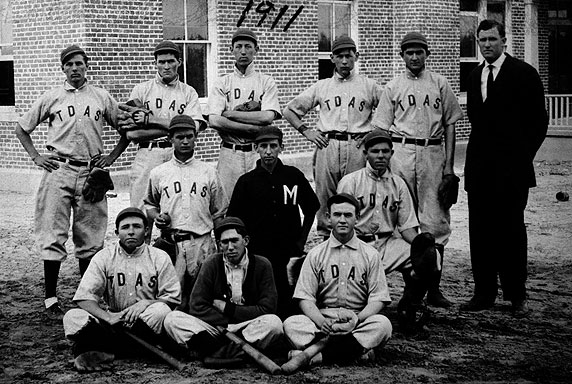 Early Mulerider Baseball
