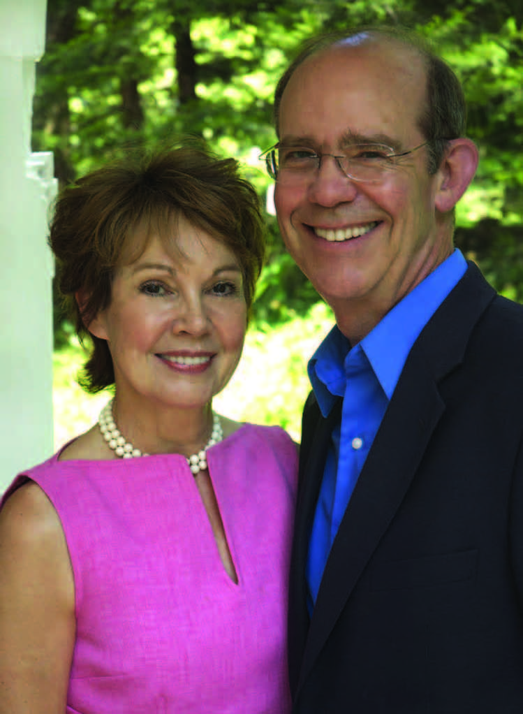 SAU welcomes David and Julie Eisenhower as guest speakers on September 13