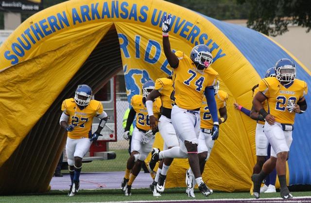 2012 Southern Arkansas Mulerider Football Review