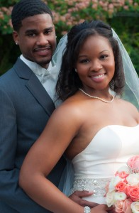 Valerie (Brown) '11and KeAndre' Arnold '12