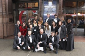 SAU singers perform at famed Carnegie Hall