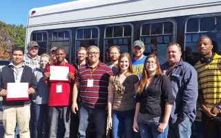 SAU three-peats in regional engineering-physics competition