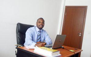 RCB - Glenn Muffih in office