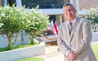 Lanoue starts as Provost and V.P.