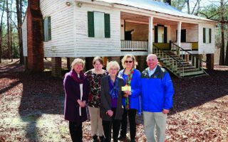 Alexander and Ozmer homes relocated to new 'farmstead' at SAU