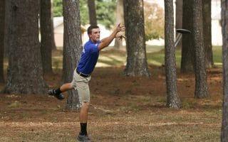 SAU disc golf takes flight