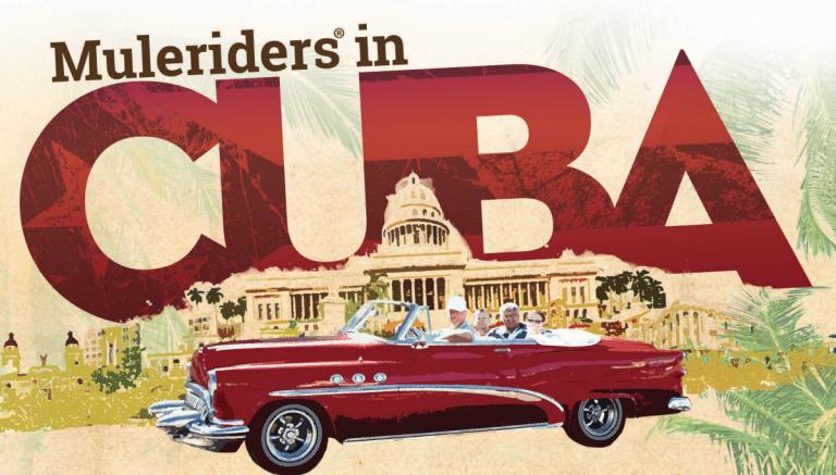 Muleriders in Cuba
