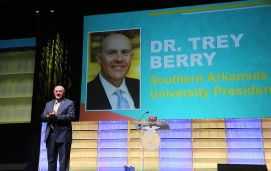 Trey Berry FFA